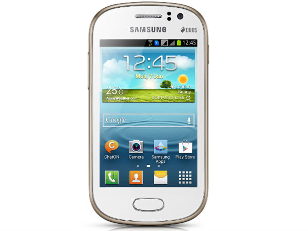 Samsung Galaxy Fame Duos S6812