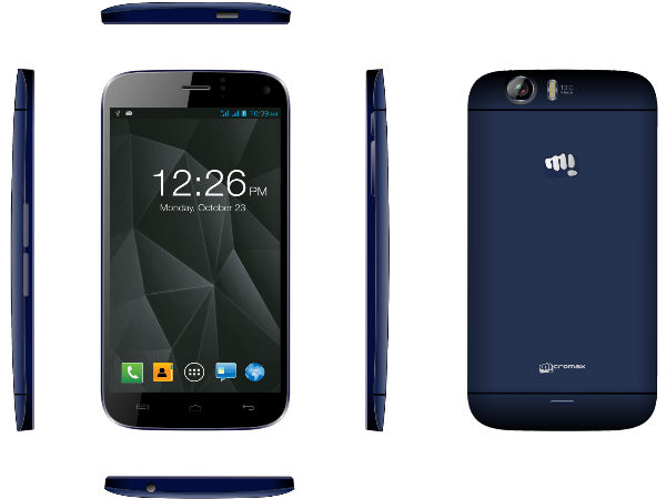 Micromax Canvas Turbo A250: