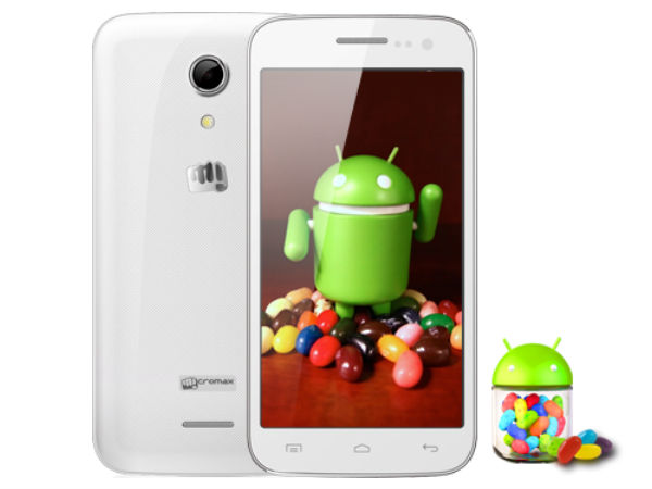 Micromax A114 Canvas 2.2 Whit