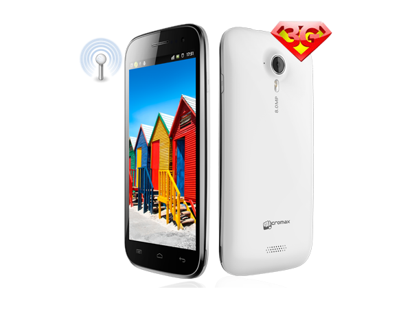 Micromax Canvas A116i HD