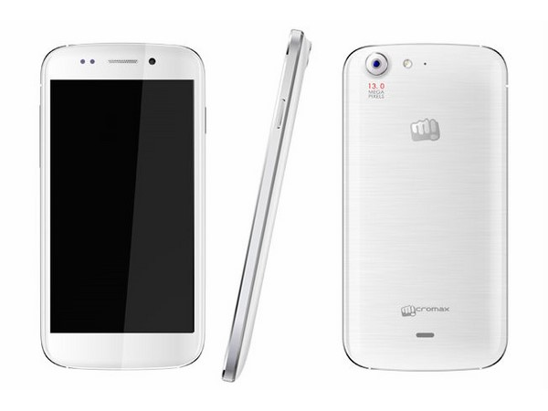 Micromax Canvas 4: