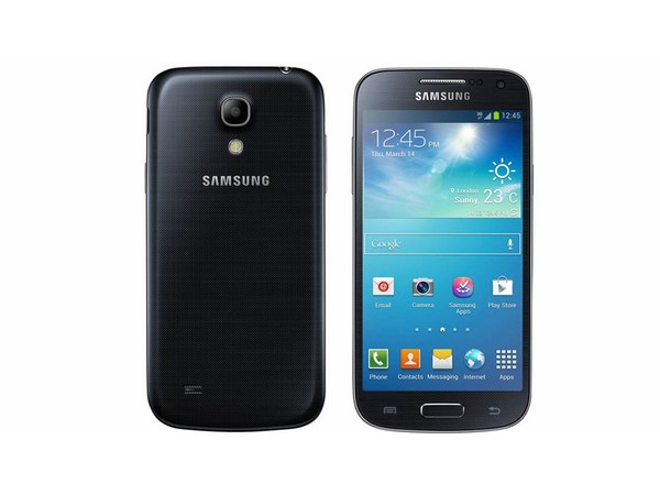 Samsung I9190 Galaxy S4 mini (Weight: 107 grams)