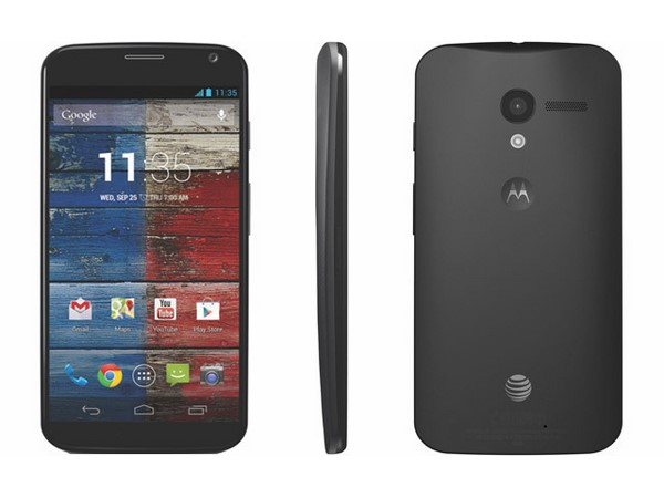 Motorola Moto X: (Weight: 130 grams)