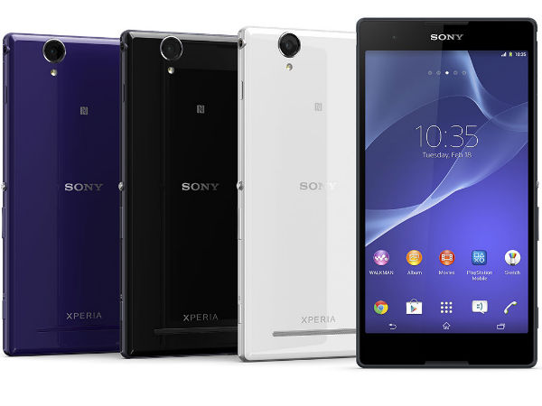 Sony Xperia T2 Ultra Dual :