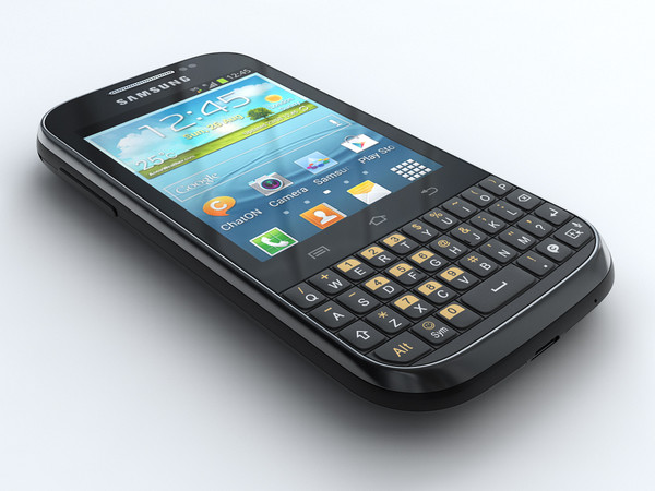 Samsung Galaxy Chat B5330