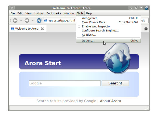 Use Proxy in Browsers
