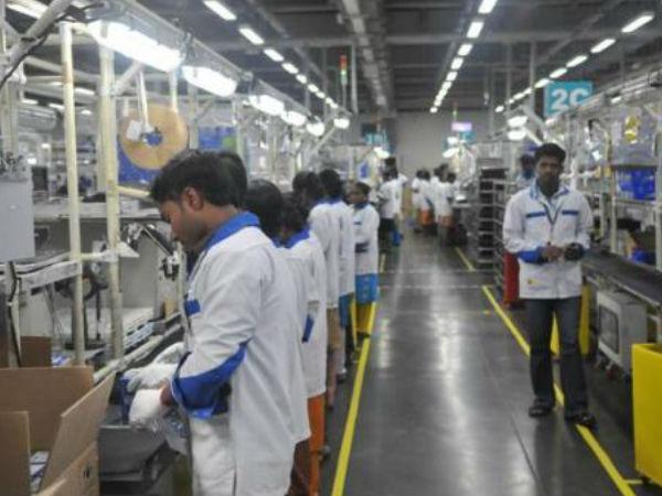 சென்னை ஃபாக்ஸ்கான் மீண்டும் இயங்க வேண்டும் - தமிழக அரசு கோரிக்கை..!!