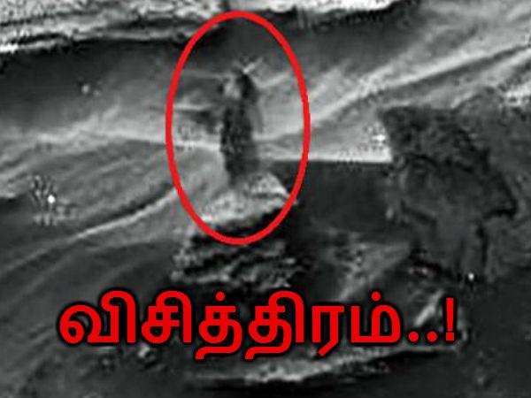 <strong>க்யூரியாசிட்டி ரோவரிடம் சிக்கிய விசித்திரம்..!</strong>