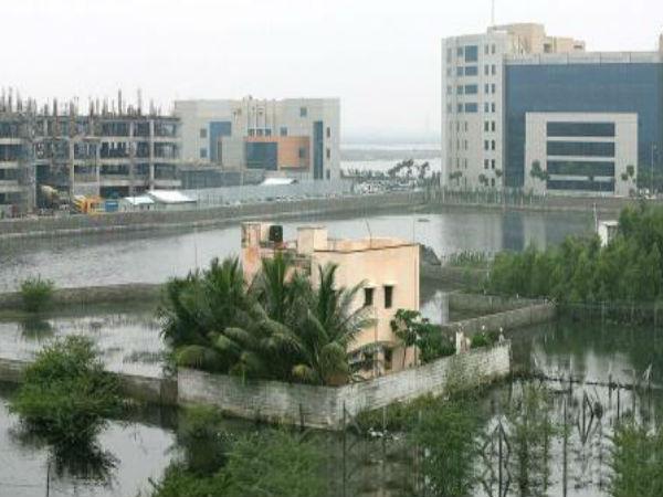 சென்னை : ஐ.டி நிறுவனங்கள் விடுமுறை (புகைப்படங்கள்)..!