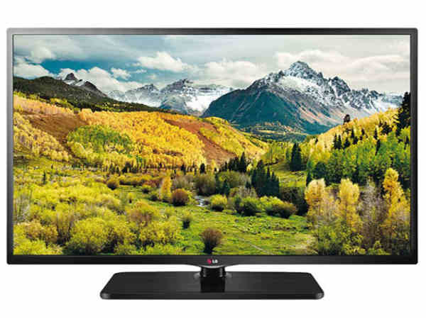 LG 32LB515A 32 inch LED HD-Ready TV
