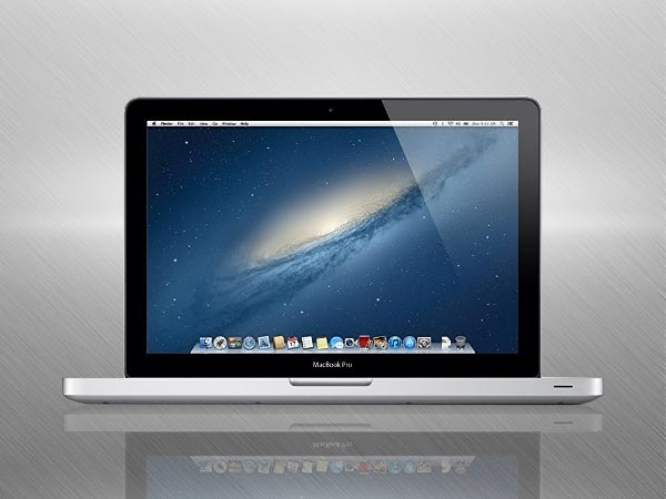 Apple Macbook Pro MD101 13-inch Laptop (Silver)