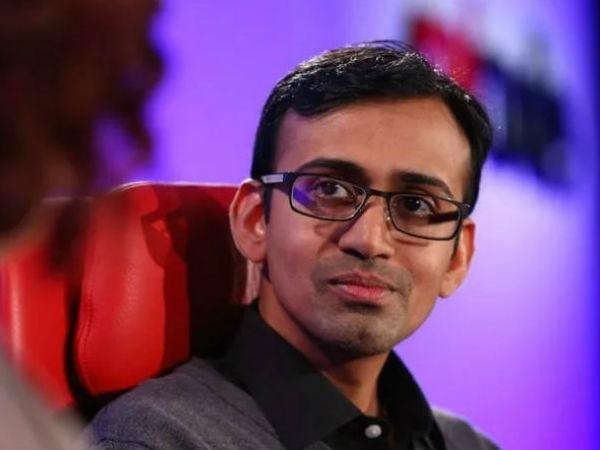 ஆனந்த் சந்திரசேகரனை 'வளைத்துப்போட்ட' பேஸ்புக், யார் இவர்..?