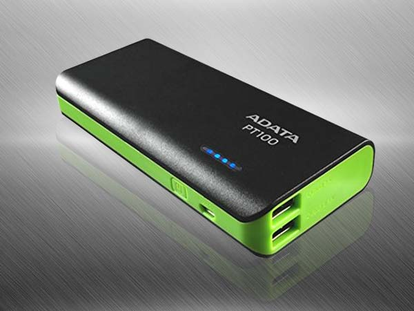 ADATA PT100 10000mAH Power Bank