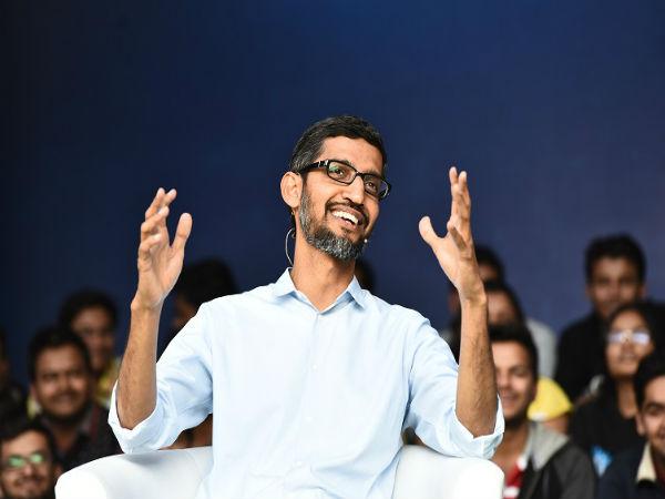 இந்தியாவை டிஜிட்டல் மயமாக்க 'நம்ம' சுந்தர் பிச்சையின் 8 முயற்சிகள்.!