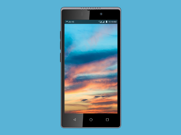 LYF WIND 7i Black: