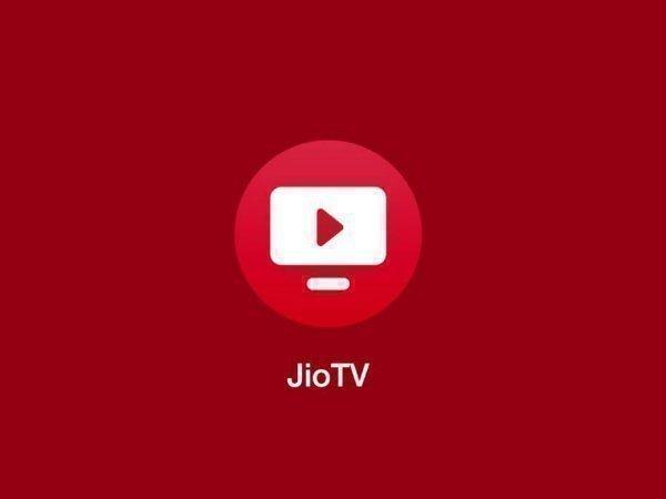 ரிலையன்ஸ் ஜியோ மூலம் ஜியோடிவியின் இணையதள பதிப்பு அறிமுகம்