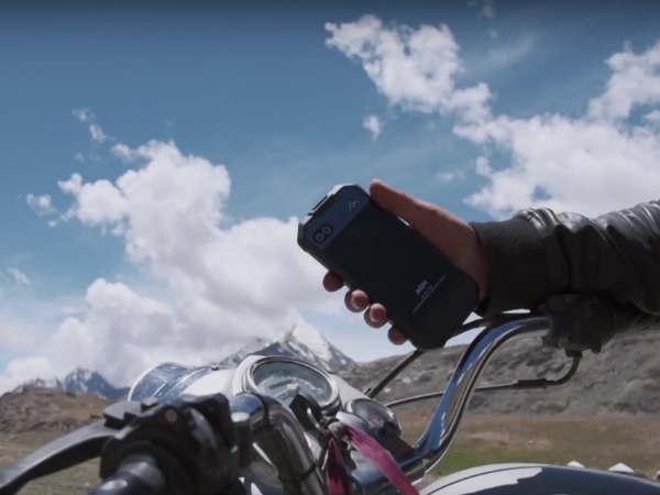 வாட்டர் & டஸ்ட் ரெசிஸ்டண்ட் வசதியுடன் ஏஜிஎம் எக்ஸ் 2 அறிமுகம்.!