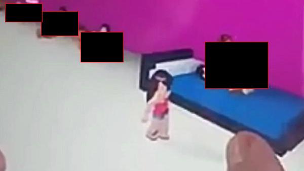 வெர்சுவல் உலகில் 7வயது ரோப்லாக்ஸ் அவதாரை மானபங்கம் செய்த சக ப்ளேயர்கள்
