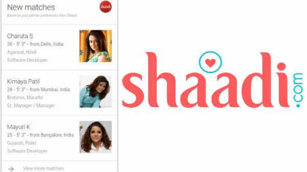 ஆதார் மூலம் போலிக் கணக்குகளை உருவாக்கிய Shaadi.com.!