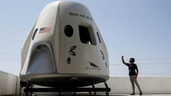 இரண்டாம் கட்ட சோதனை 2019 ஆம் ஆண்டு ஏப்ரல் மாதத்தில் நடைபெறும்: SpaceX.