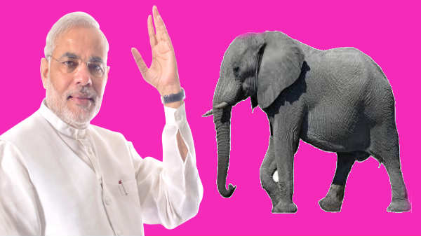 2021ல் இஸ்ரோ விண்வெளி மனிதர்கள்: உறங்கிய யானை எழுந்து நிற்கும்-மோடி