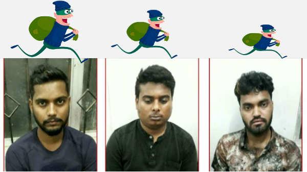 சென்னை: ஏ.டி.எம் கேமராவைக் ஹேக் செய்து கொள்ளையடித்த கொள்ளையர்கள்.!
