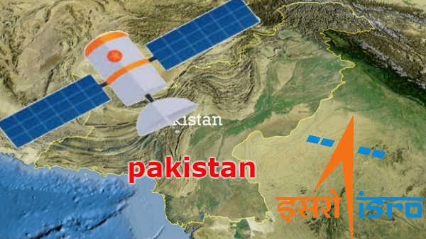 பாகிஸ்தான் மீது துல்லிய தாக்குதலுக்கு உதவிய சேட்லைட்: கெத்து  காட்டிய