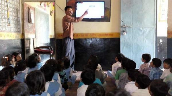 தமிழ்நாடு: 'கல்வி சோலை' டிவி சேனல் சோதனை ஒளிபரப்பு!