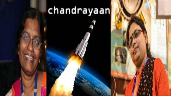 2பெண்கள் உருவாக்கிய சந்திராயன்-2: மற்றொரு சாதனை செய்கிறது இஸ்ரோ.!