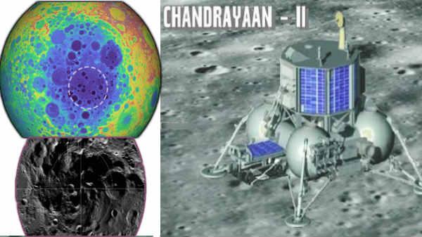 சந்திரயான் -2 லேண்டிங் தளத்திற்கு அருகில் மர்மமான பொருள் கண்டுபிடிப்பு! என்னது அது?