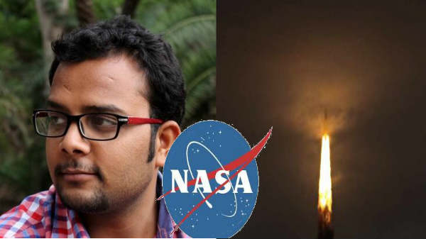 சந்திராயன்-2க்காக சென்னை போட்டோகிராப்பருக்கு நாசா வழங்கிய விருது.!