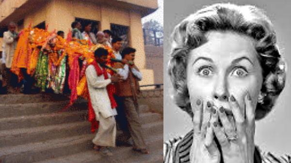 வைரல்: தகனம் செய்தபின் மீண்டும் உயிருடன் வந்து ஷாக் கொடுத்த நபர்!