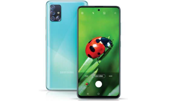 Samsung: விரைவில்: இந்தியாவில் களமிறங்கும் Galaxy A51 & A71..!!