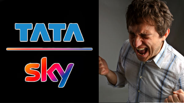 Tata Sky கட்டணம் அதிரடி விலை உயர்வு - கடுப்பில் வாடிக்கையாளர்கள்! இனி அந்த திட்டம் கிடையாது!