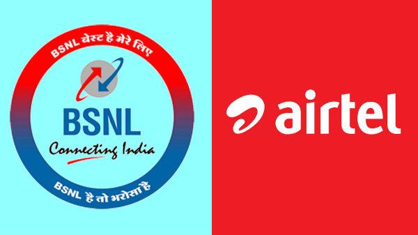 BSNL, Airtel ப்ரீபெய்ட் பேக் வேலிடிட்டி நீடிப்பு! இலவச டாக் டைம் வழங்கி அதிரடி அறிவிப்பு!