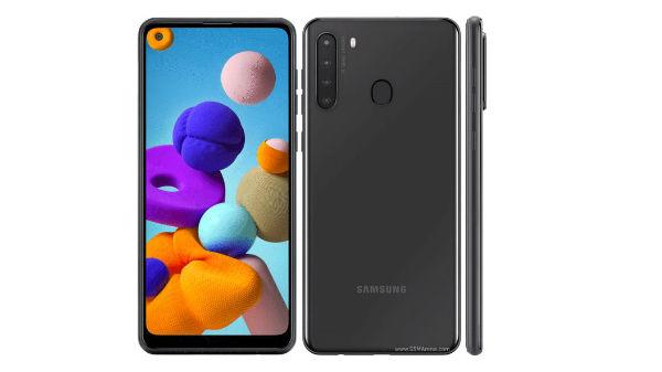 Samsung Galaxy A21: சாம்சங் கேலக்ஸி ஏ21 ஸ்மார்ட்போன் அறிமுகம்.! என்னென்ன அம்சங்கள்.!