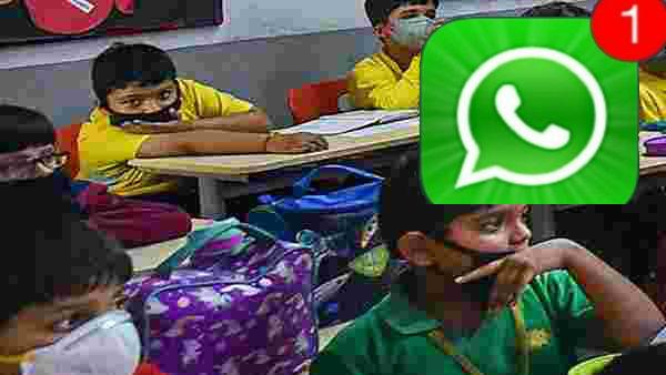 பள்ளிக்கூடமாக மாறிய whatsapp: வீட்டுப்பாடம் முடிச்சாச்சா?- படிப்பு முக்கியம் பாஸ்!