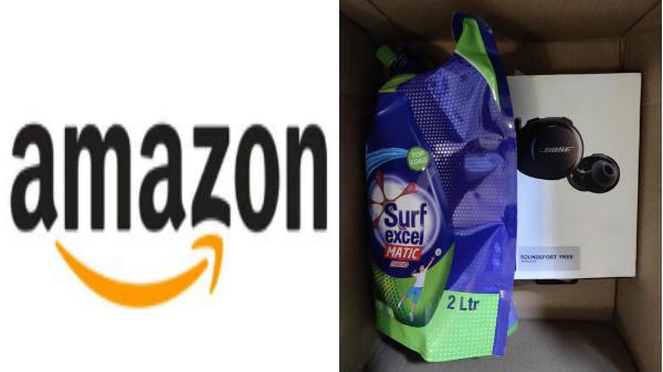 Amazon: ரூ.300 ஆர்டருக்கு ரூ.19,000 மதிப்பிலான ஹெட்போன் டெலிவரி! அமேசான் தந்த இன்ப அதிர்ச்சி.!