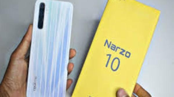 Realme Narzo 10: பிரத்யேக ப்ளூ வண்ணத்தின் விற்பனை தேதி அறிவிப்பு!