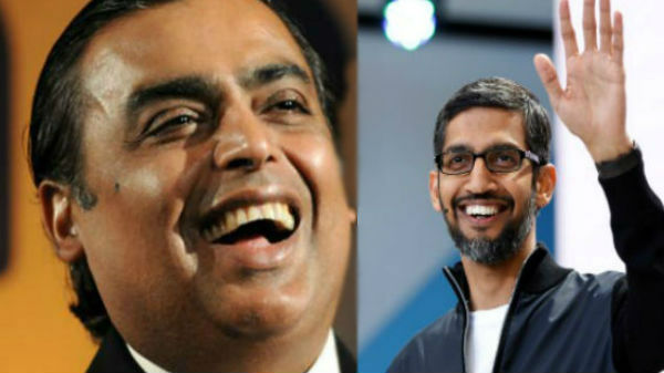 இனி அசைக்க முடியாது: ஜியோவில் முதலீடு செய்த கூகுள்., கூட்டாக குறைந்த விலை 5ஜி போன் தயாரிப்பு!