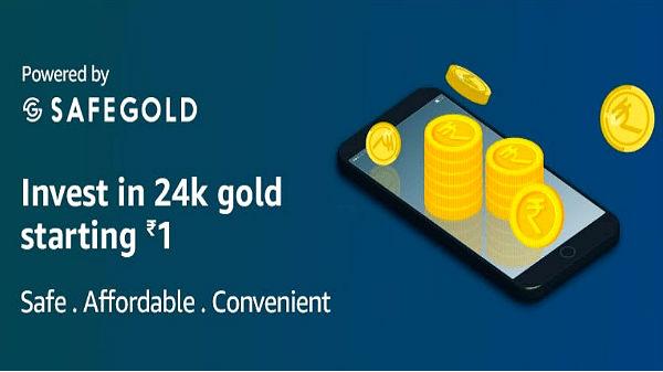 அமேசானின் Gold Vault