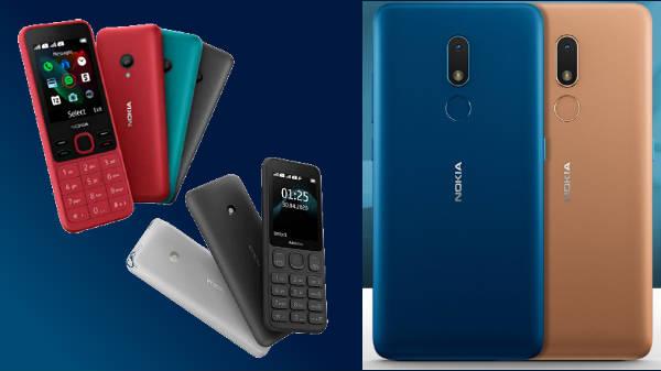ரூ.1,999 முதல் புதிய போன் வாங்க வாய்ப்பு: Nokia C3, Nokia 125 & Nokia 150 இந்தியாவில் அறிமுகம்!