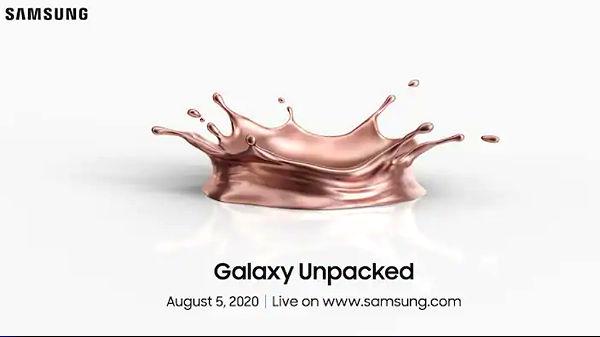 சாம்சங் Galaxy Unpacked 2020 நிகழ்வை லைவ் பார்ப்பது எப்படி?