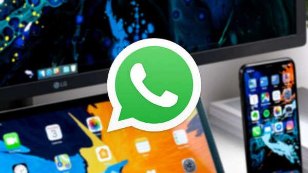 WhatsApp: ஒரே நேரத்தில் 4 சாதனங்களில் வாட்ஸ்அப் பயன்படுத்தலாம்! களமிறங்கும் புதிய சேவை!