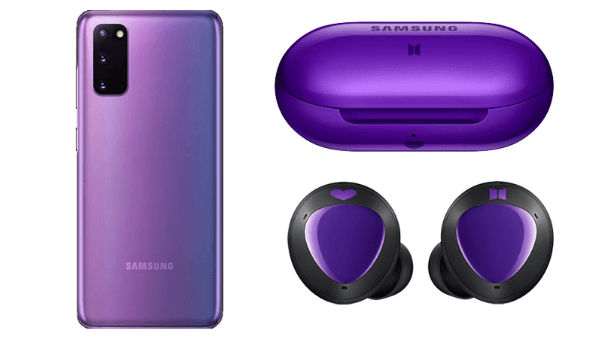 ரூ.10,000 விலை குறைப்புடன் Samsung கேலக்ஸி எஸ் 20 பிளஸ் BTS எடிஷன் இந்தியாவில் விற்பனை ...
