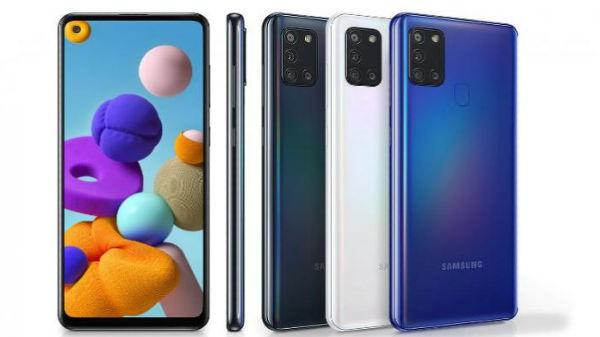 Samsung Galaxy A21s மீது மீண்டும் விலை குறைப்பு.. புதிய விலை என்ன?