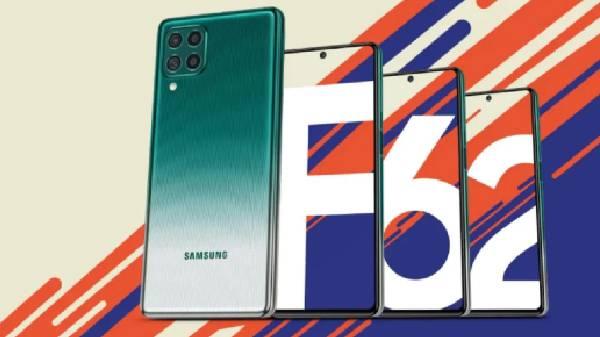 Samsung Galaxy F62 புதிய அப்டேட்.. எதற்காக தெரியுமா?
