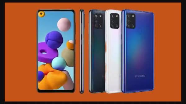 மலிவான 5 ஜி ஸ்மார்ட்போனாக மகுடம் சூட ரெடி ஆகும் புதிய Samsung Galaxy A22 5G..
