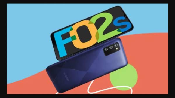 ரூ. 8,999 விலையில் Samsung Galaxy F02s இன்று விற்பனை.. மலிவு விலையில் தரமான போன் வாங்க உடனே முந்துங்கள்..