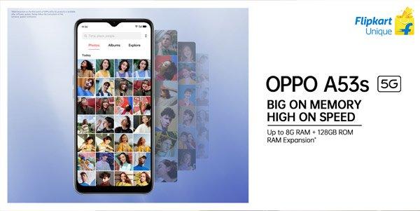 OPPO A53s 5G: மலிவு விலையில் வாங்க கிடைக்கும் பெஸ்டான 5ஜி ஸ்மார்ட்போன்
